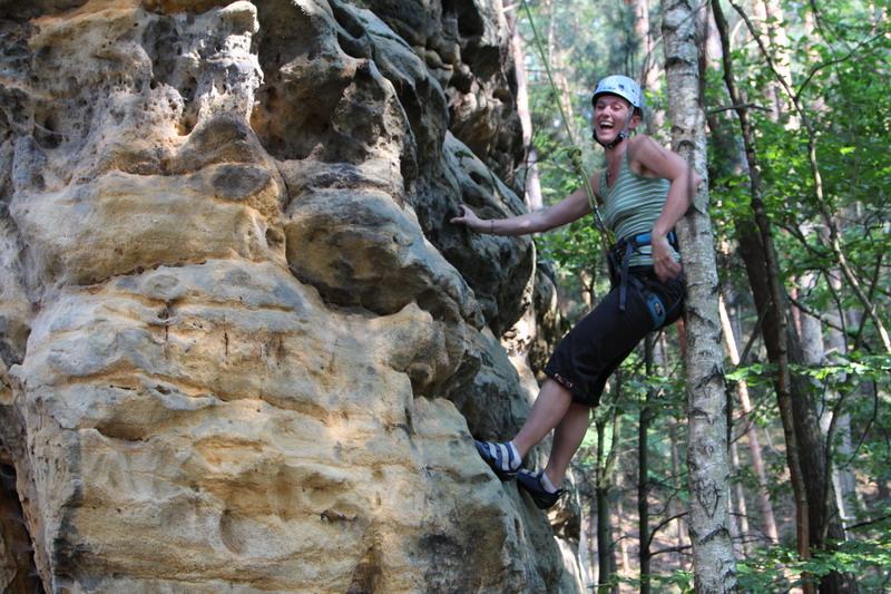 rock climbing courses in Czech